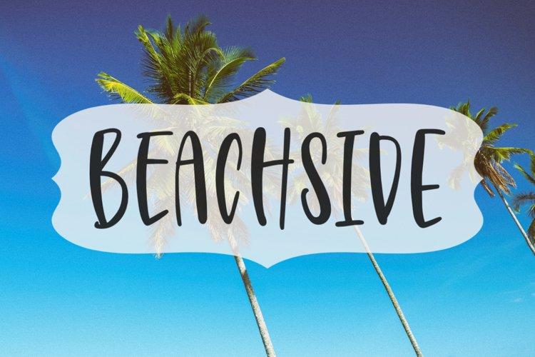 Beachside example image 1