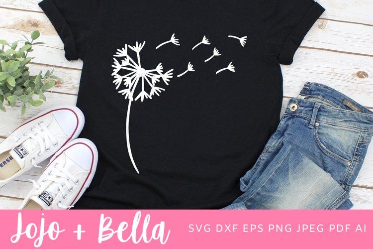 Dandelion Svg| Flower Svg