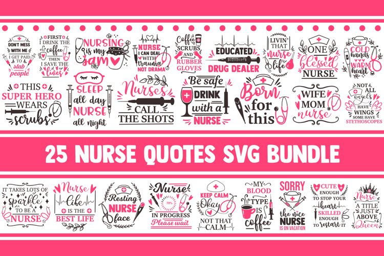 Nurse SVG Bundle, stethoscope svg, rn svg, heartbeat svg,png
