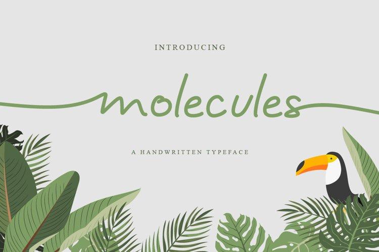 Molecules Script example image 1