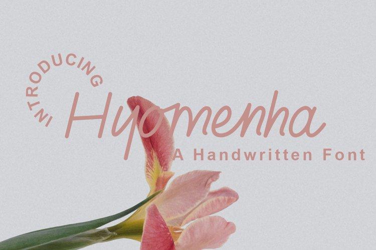Hyomenha