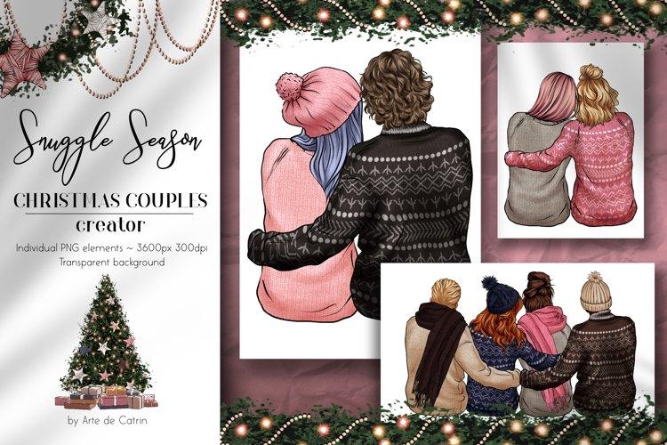 Snuggle Season, Christmas Couple Creator, Cozy Winter