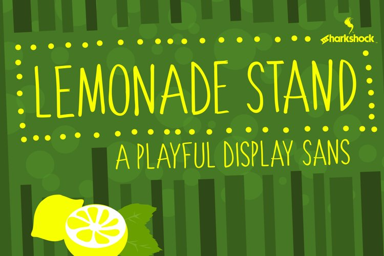 Lemonade Stand example image 1