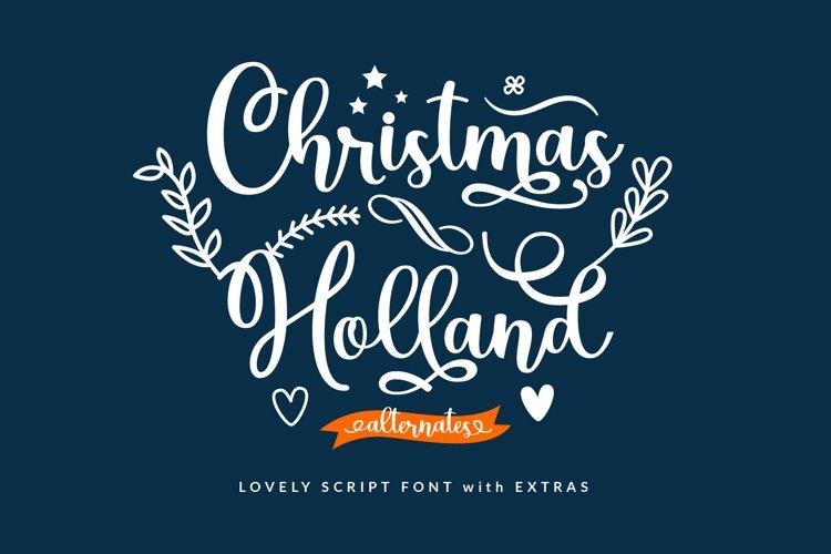Christmas Holland example image 1