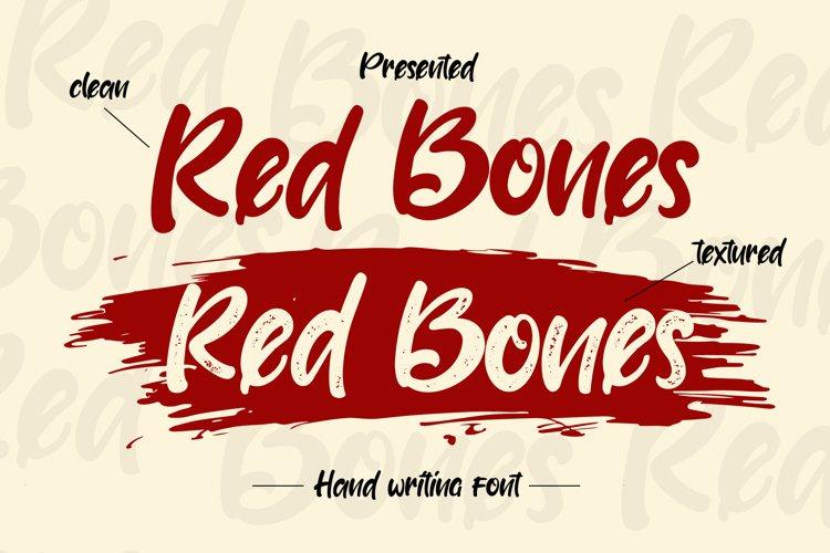 Red Bones example image 1