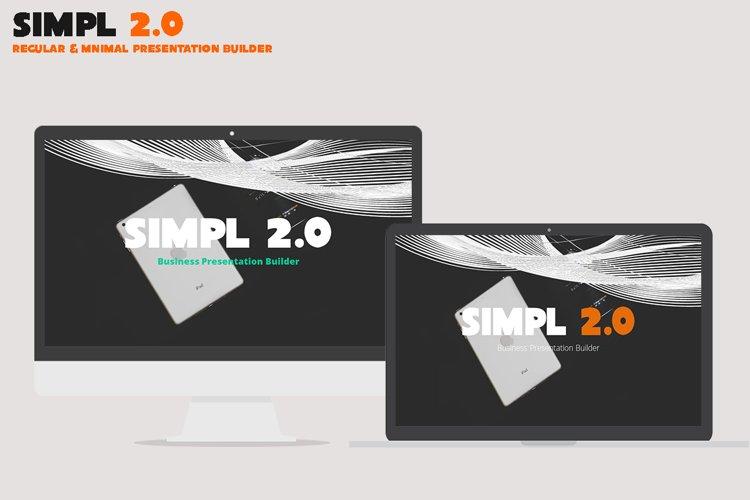 SIMPL 2.0 Presentation Builder example image 1