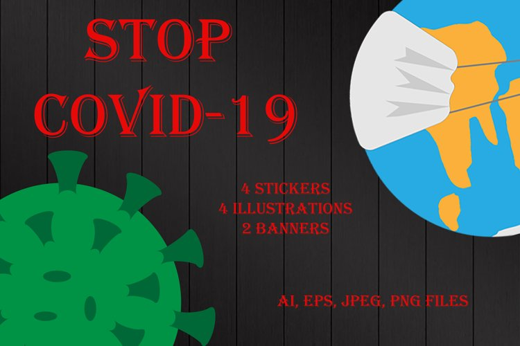 STOP COVID-19 example image 1