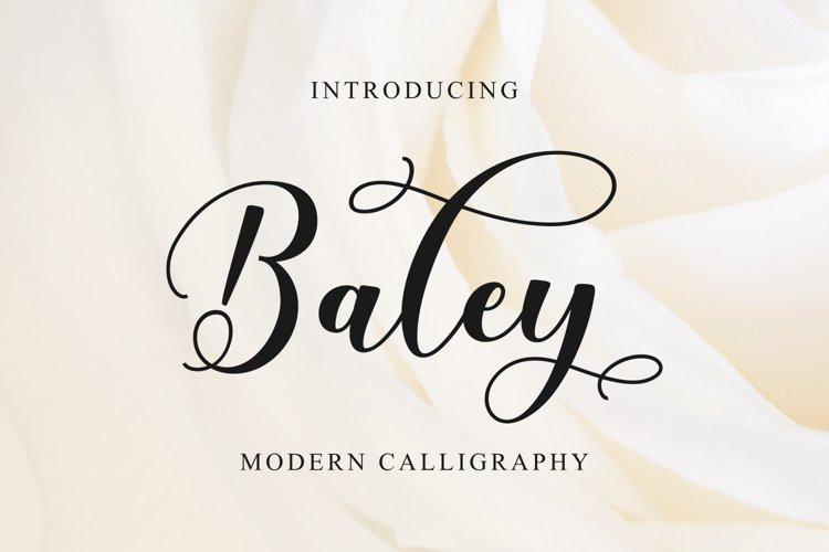 Baley example image 1