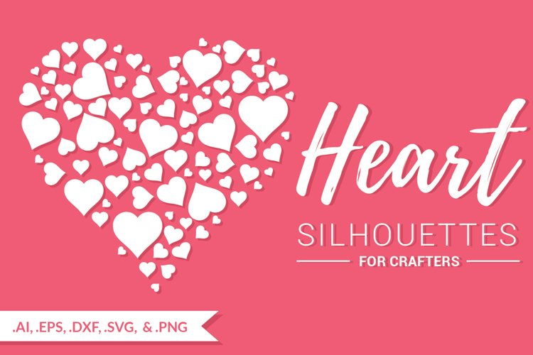 Hearts for Crafters