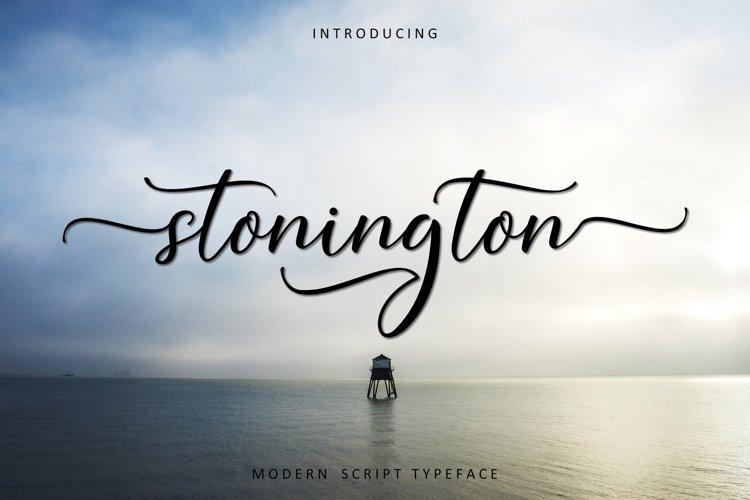 stonington example image 1