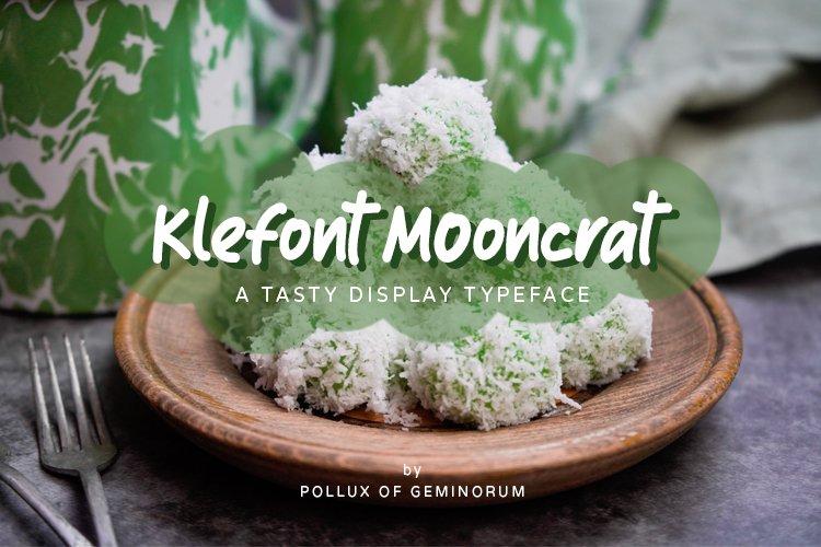 Klefont Mooncrat example image 1