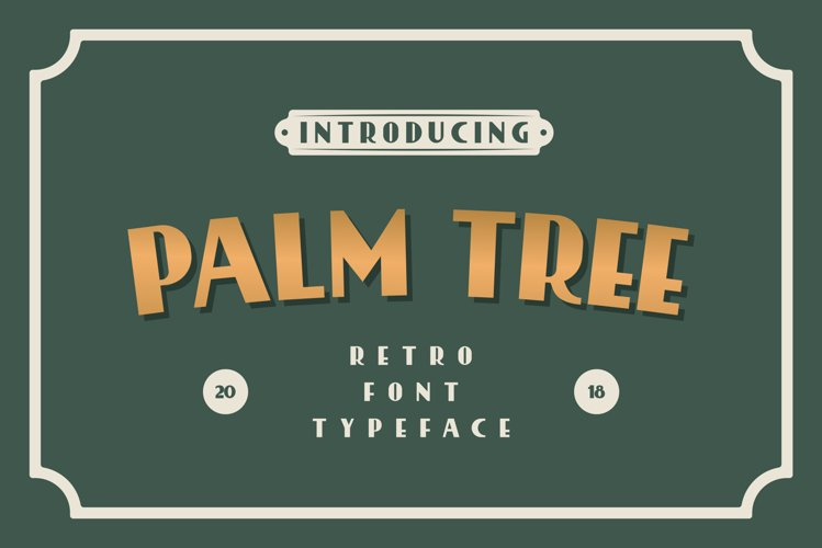 Palm Tree example