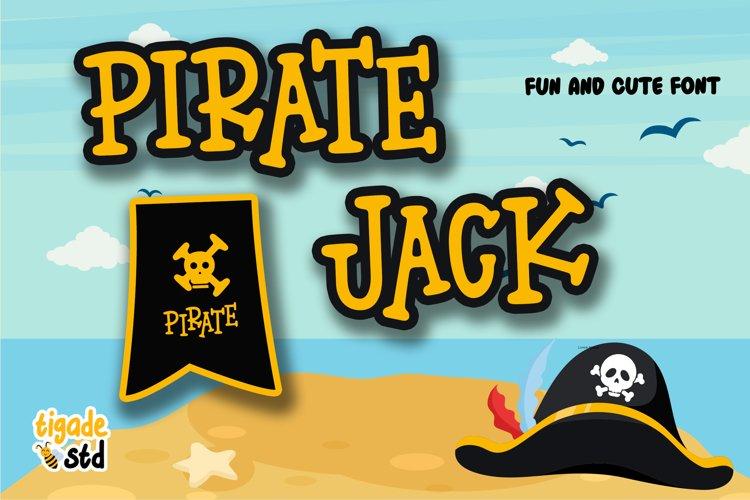 Pirate Jack Webfont