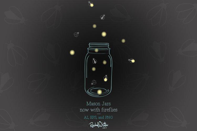 Mason Jars - Free Design of The Week Design2