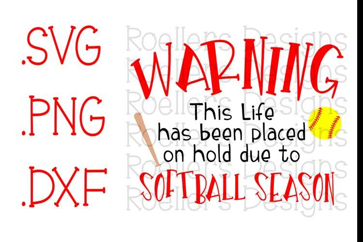 Softball svg, SVG, DXF, PNG, Cricut, softball png, softball dxf, softball mom svg, softball mom dxf, softball mom, softball life svg, softball life example image 1
