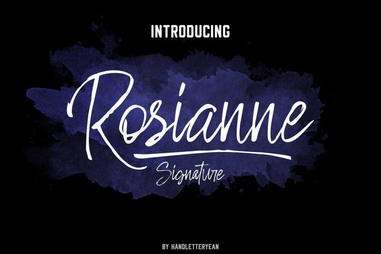 Rosianne example image 1