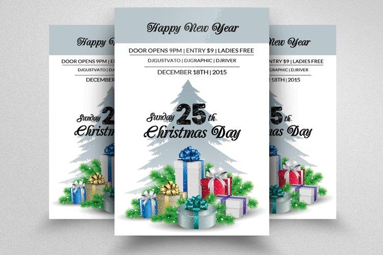 Christmas Celebration Flyer example image 1