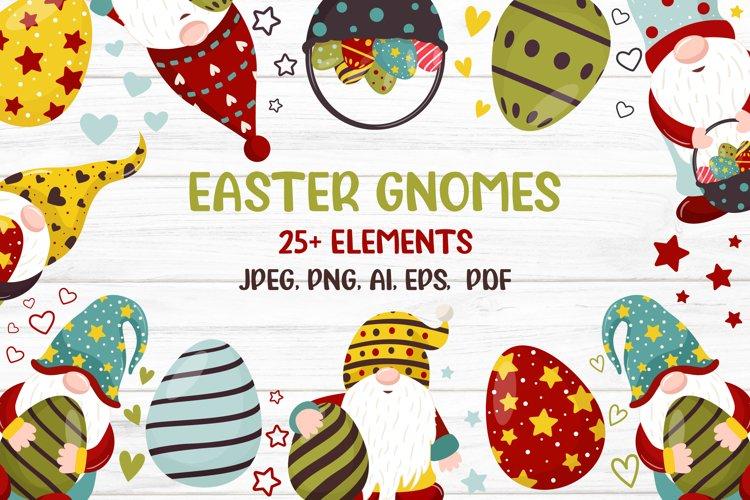 Gnome Easter Bundle, Easter Bundle, Gnome Bundle