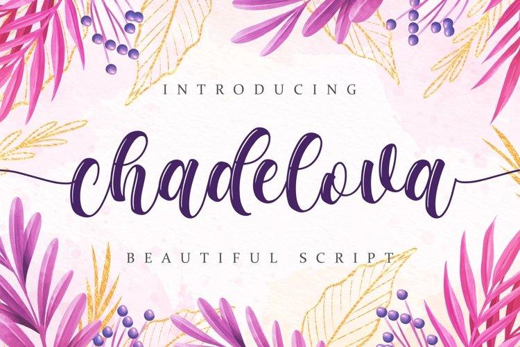 Chadelova example image 1