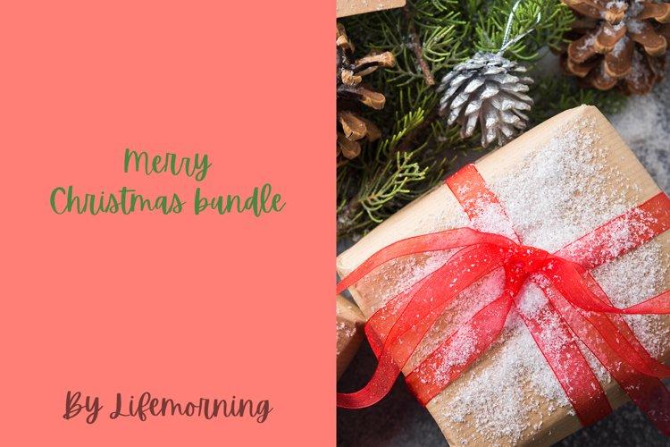 Merry Christmas Bundle