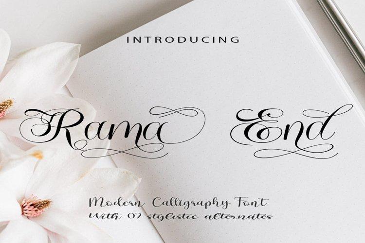 Rama End example image 1
