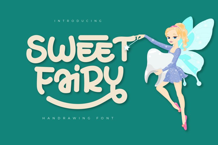 Sweet Fairy example image 1