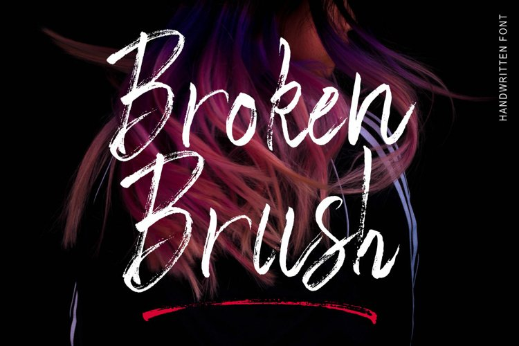 Broken Brush example image 1