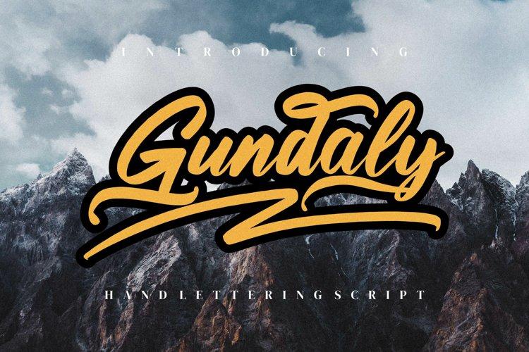Gundaly example image 1
