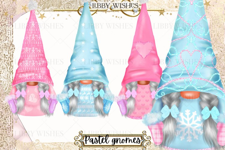 Gnomes clipart, gnomes sublimation, Gnomes graphics