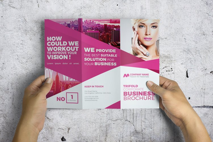 Trifold Brochure  example image 1