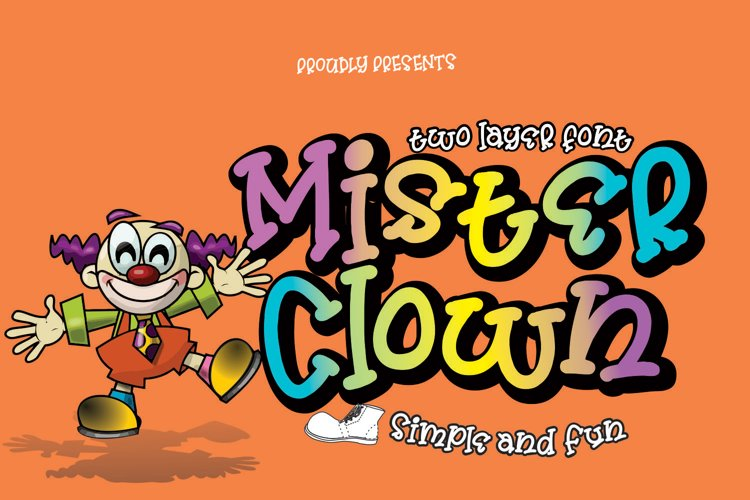 Mister Clown example image 1