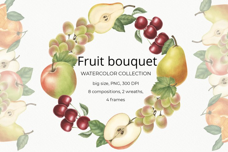 Fruit bouquet example image 1