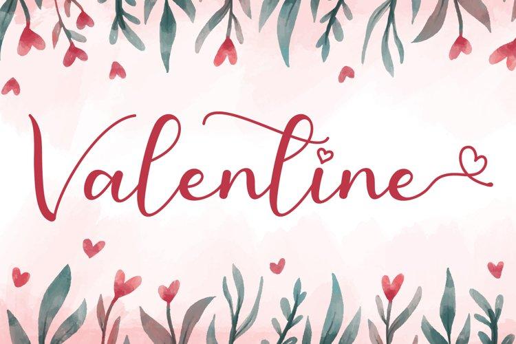 Pretty Valentine example image 1