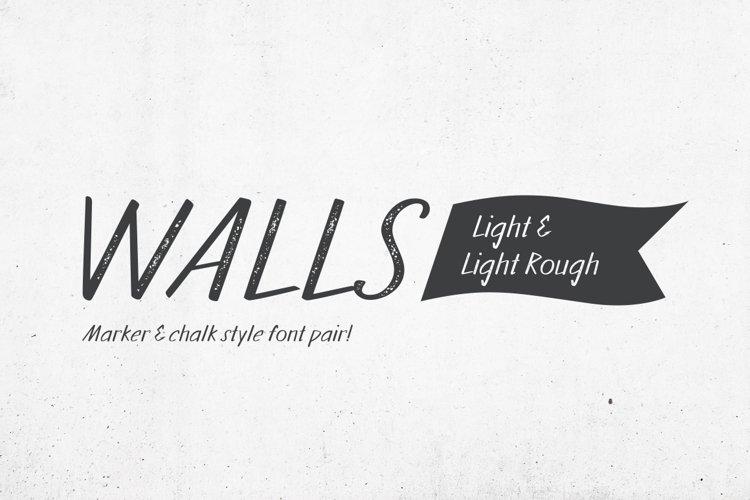 Walls Light & Walls Rough Light example image 1
