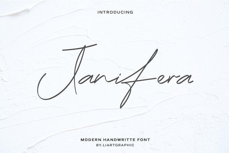 Janifera example image 1