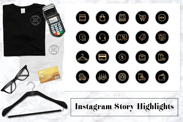 Business Instagram Story Icons example image 1