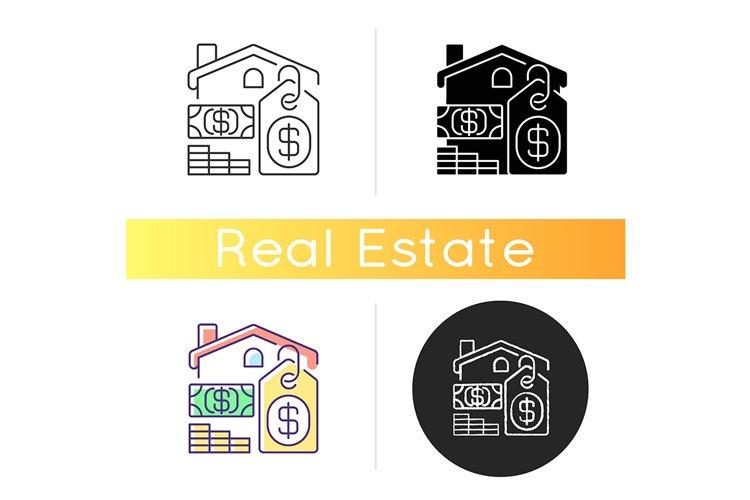 Price icon example image 1
