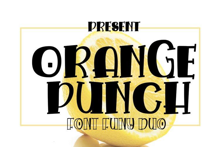 Orange Punch example image 1