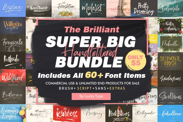 The Brilliant Super Big Bundle example image 1