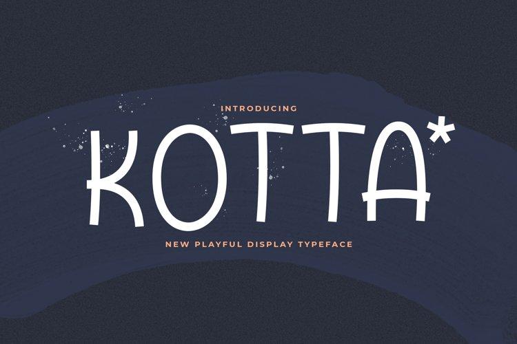 Kotta example image 1