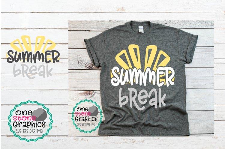 Summer break svg,summer svgs,summer break example image 1