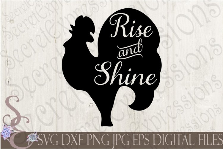 Rise and Shine with Rooster example image 1