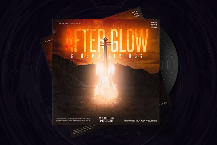 After Glow Album Cover