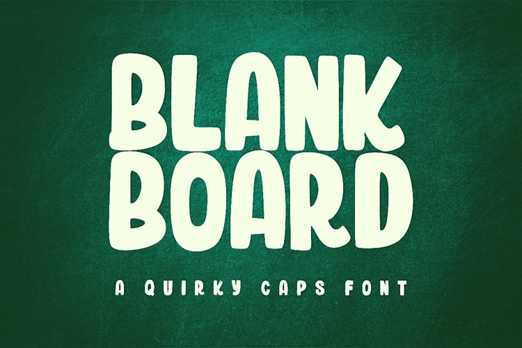 Blankboard example image 1
