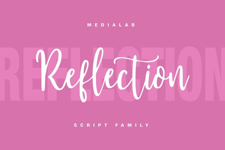 Reflection Family example image 1