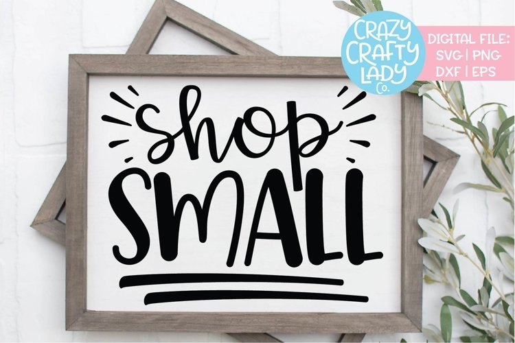Shop Small SVG DXF EPS PNG Cut File example image 1
