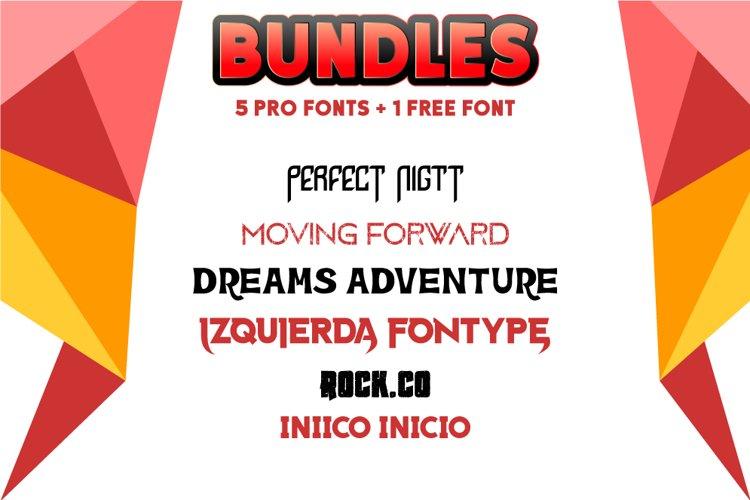 Special Bundles 5 Premium pro Fonts