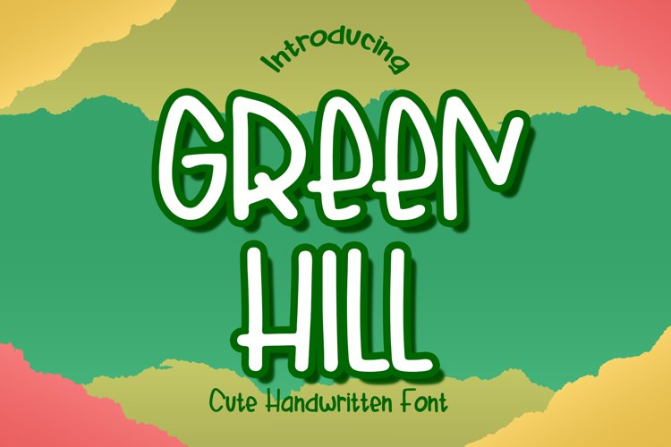 Green Hill example image 1