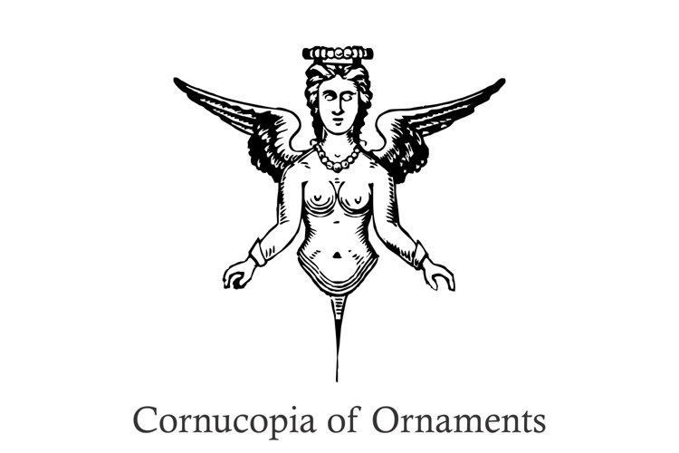 Cornucopia of Ornaments example image 1