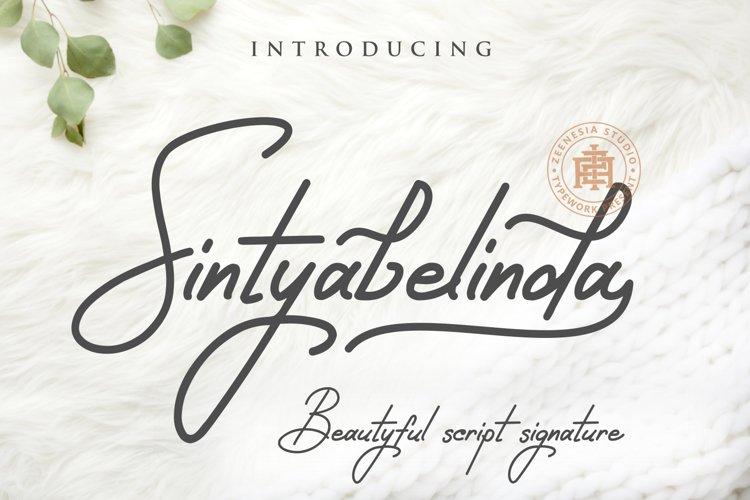 Sintyabelinda example image 1